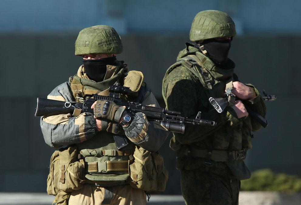 За Крым ответят: Россия может ударить по террористическим базам Украины
