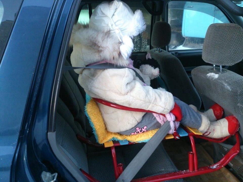 Новые правила перевозки детей в автомобиле с 1 июля 2017: разъяснения ГИБДД и штрафы