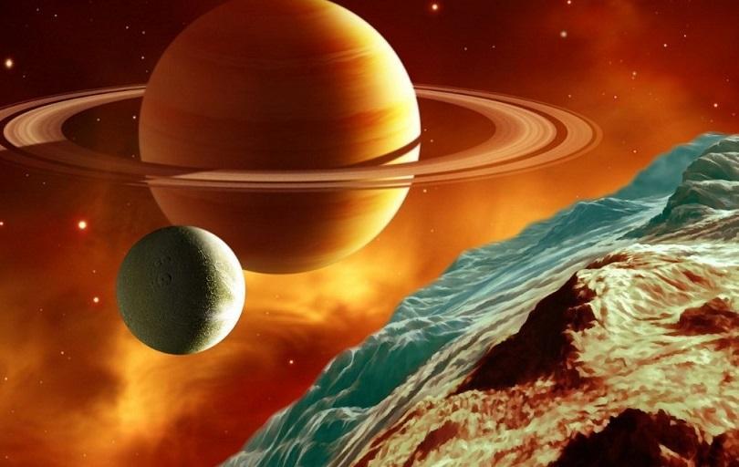 Инопланетяне построили космическую станцию возле Сатурна – уфологи