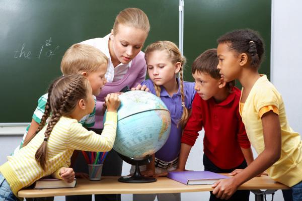 Образование в школах