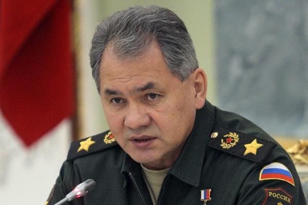 Шойгу объявил обусилении войск награнице с государством Украина
