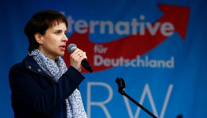Партия АдГ предложила Германии выйти из Евросоюза
