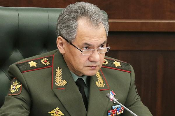 Сергей Шойгу: благодаря вмешательству России не состоялся массированный удар НАТО по Сирии