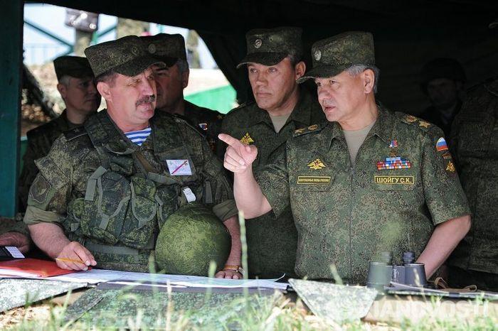 Минобороны: в России приняты на вооружение образцы лазерного оружия