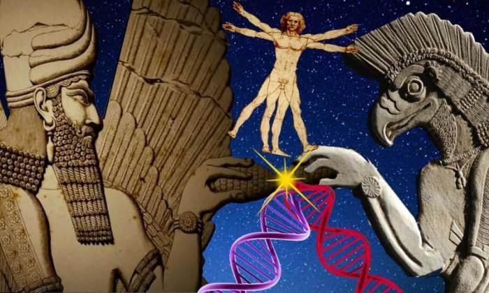 Шумерские тексты содержат сведения о планете Нибиру и происхождении жизни на Земле
