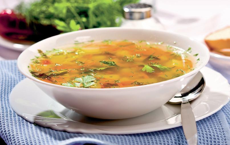 Гостей Волгограда в привокзальном кафе накормили супом с насекомыми
