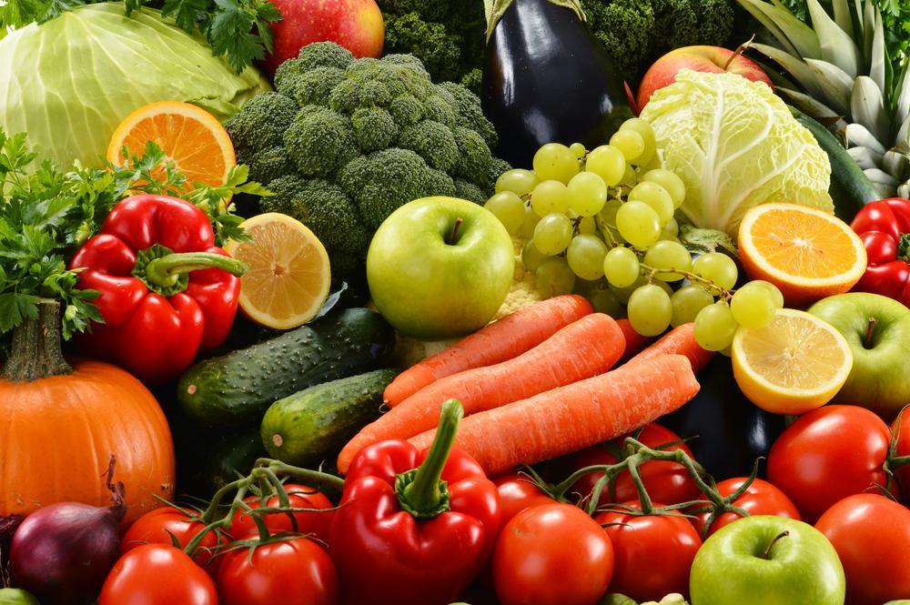 Овощи и фрукты делают людей счастливыми
