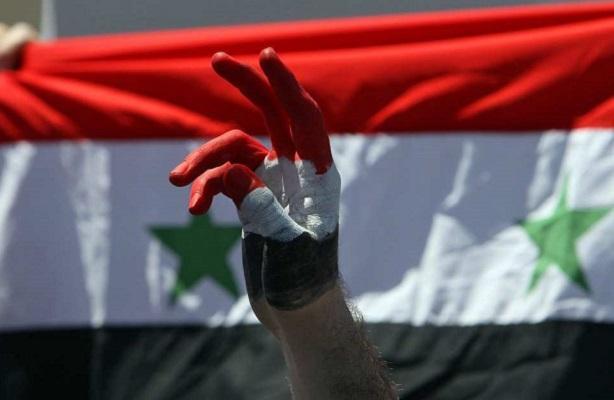 госфлаг Сирии