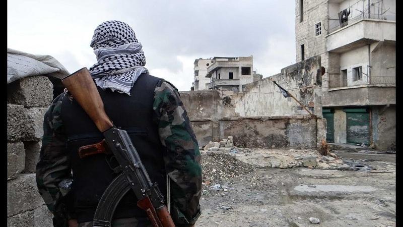 Минобороны РФ предоставило видео вывоза боевиками бочек с отравляющими веществами из Сирии