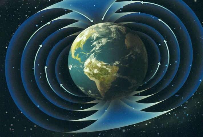 В ноябре 2018 года произойдет переполюсовка Земли - российский ученый