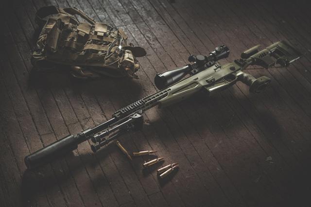 «Калашников» представил опытную снайперскую винтовку ВСВ-338