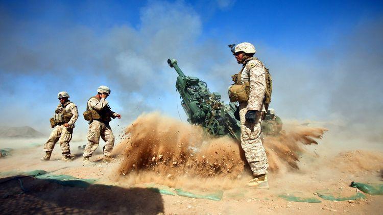Британия решила отработать боевые действия против России в пустыне Омана