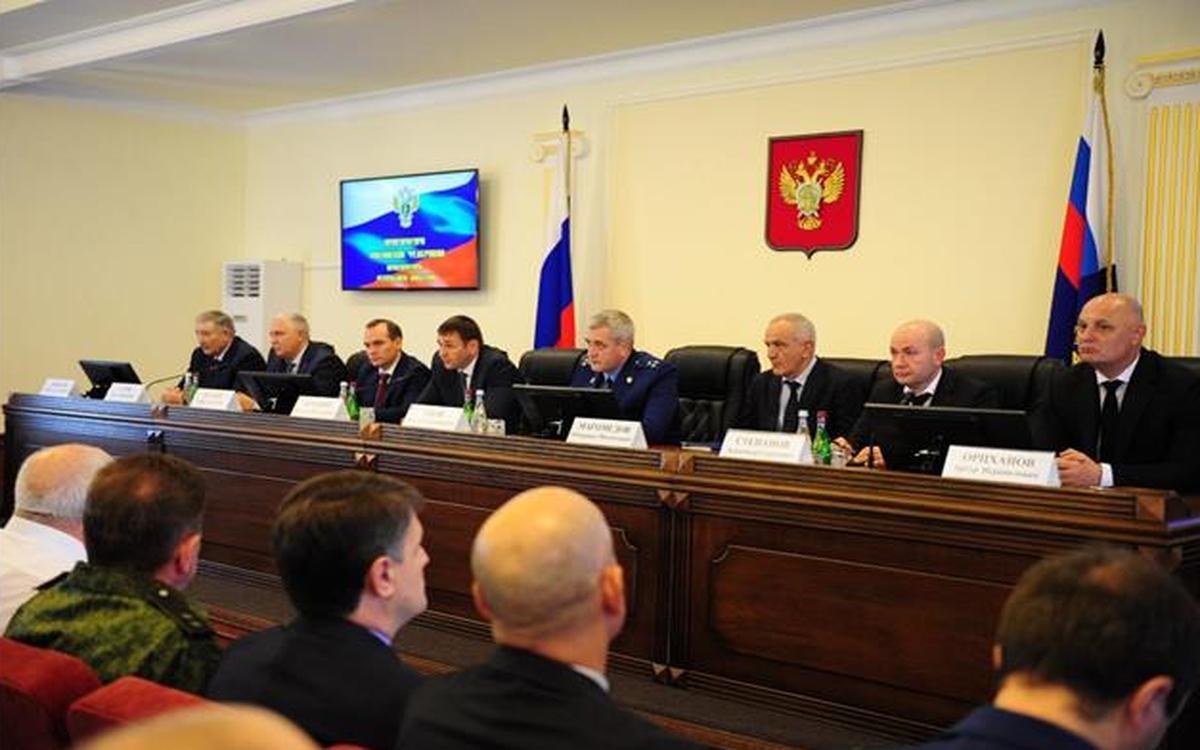 Нового прокурора Дагестана представил Дмитрий Демешин