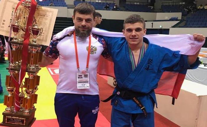 Спортсмен из Ростова выиграл золотую медаль по Кудо в Японии