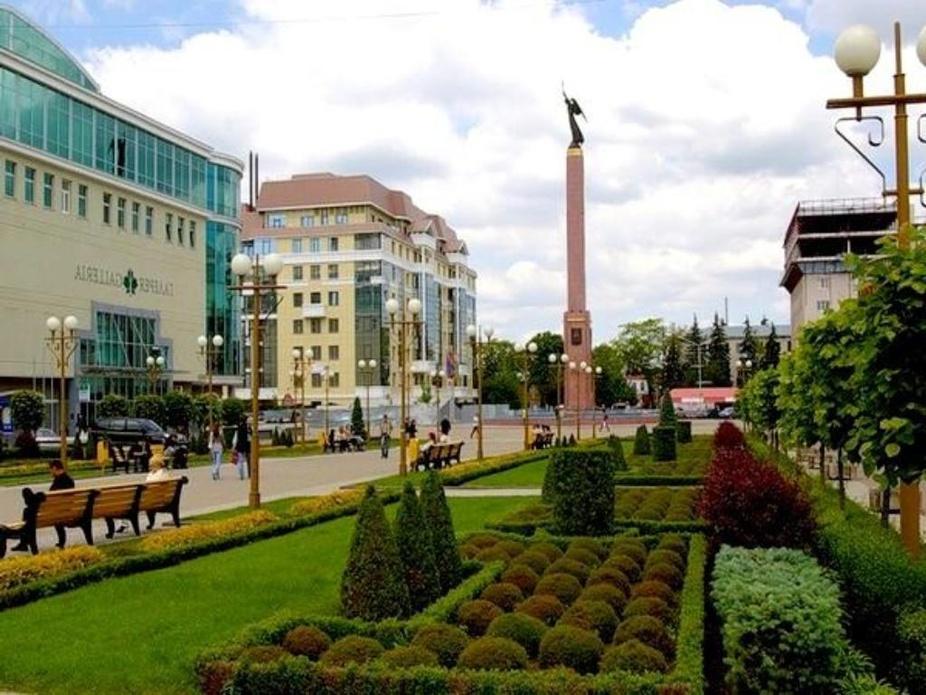 Ставрополь одержал победу в конкурсе на звание самого благоустроенного поселения в России