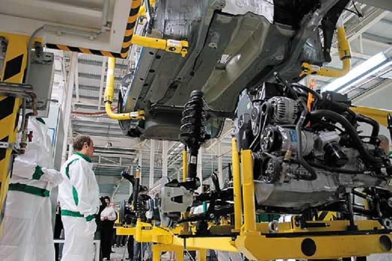 В Ставропольском крае заканчивается строительство автозавода: собрана тестовая партия внедорожников
