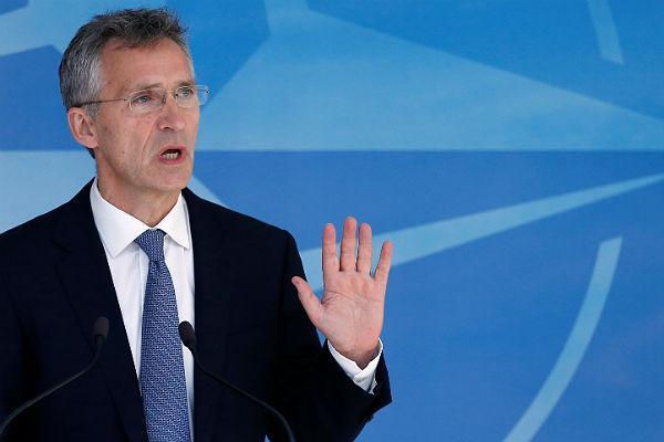 Генеральный секретарь  НАТО оценил результаты перемен  вУкраинском государстве