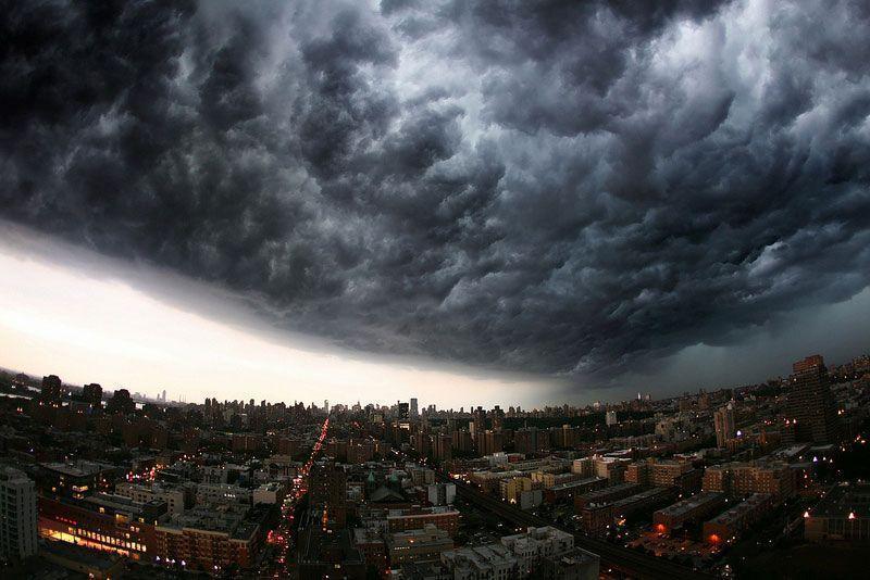 """Почти полмиллиона домов в США остались без света из-за урагана """"Мэтью"""""""