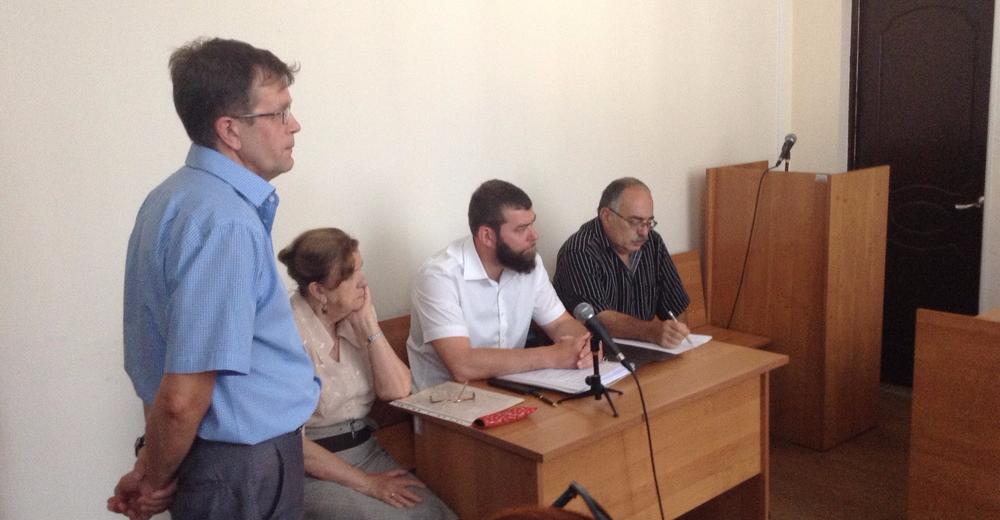 Семья ростовского профессора Смирнова судится с Будаевым за 10 млн рублей