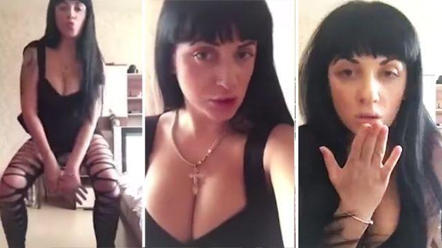 Видео ролик с эротическим танцем сотрудницы полиции вызвал неоднозначную реакцию