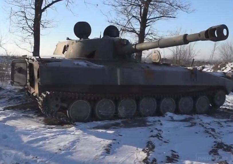 ВСУ стягивают к Авдеевке тяжелое вооружение и бойцов