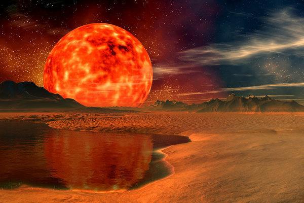 Наши дни сочтены существование Нибиру признали ученые НАСА