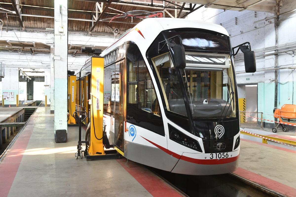 В Ростове к 2022 году появится сеть скоростного трамвая