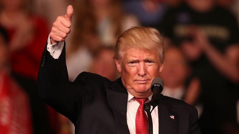 В сети опубликовали первый предвыборный ролик Дональда Трампа
