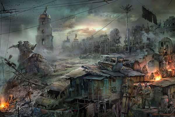 Реалистичные сценарии конца света
