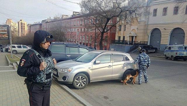 Расстрел в УФСБ Хабаровска