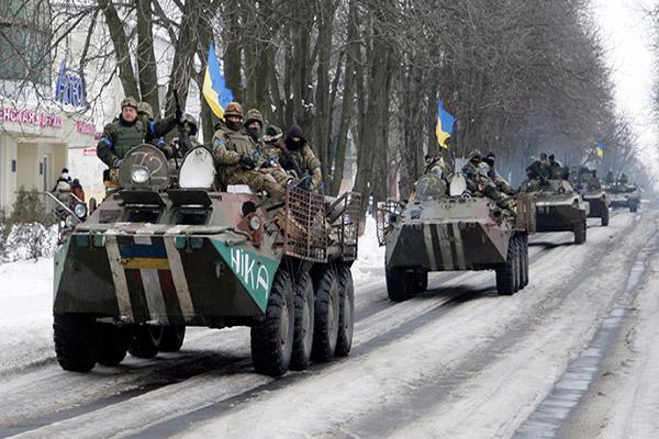 Донбасс понес первые тяжелые потери