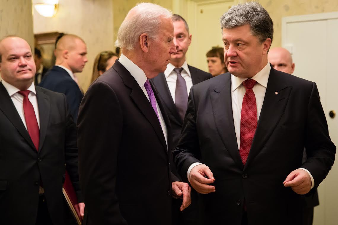 Байден предупредил Украину о желании ЕС снять санкции с России