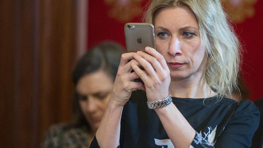 Мария Захарова рассказала об интимных подробностях работы МИД: ее восхитил поступок Сергея Лаврова.
