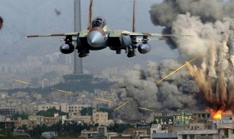 Сирия попросила США прекратить бомбежки с воздуха