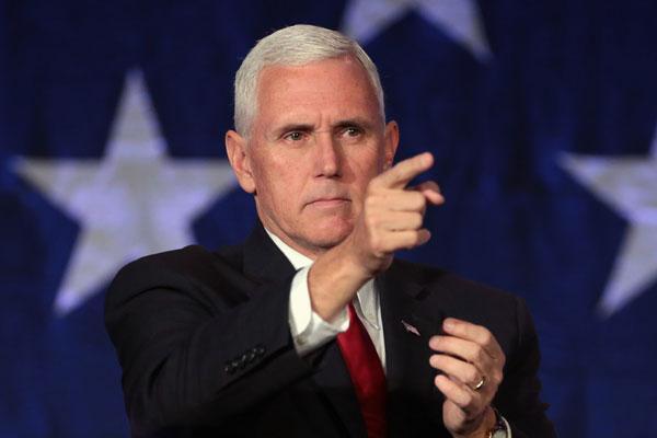 США намереваются намирное решение венесуэльского кризиса— Пенс