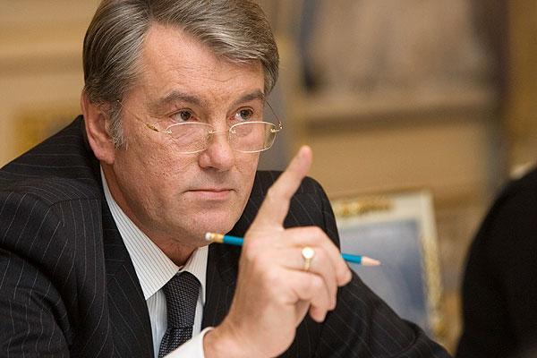 Ющенко: руководство Украины потеряло Крым из-за отсутствия политической воли