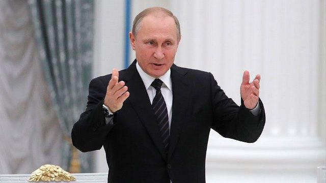 Президент России Владимир Путин призвал создать эффективную систему борьбы с терроризмом