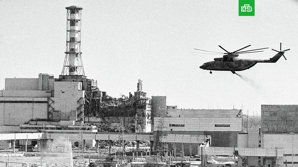 Эхо прошлого: на Чернобыльской АЭС обнаружены обломки вертолета, упавшего 31 год назад