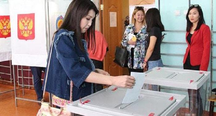 Выборы в Калмыкии