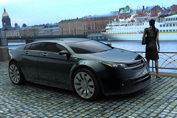 Новая «Волга» 2017: ГАЗ «возрождает» легендарный автомобиль к жизни