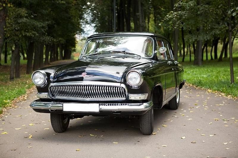 """В Москве продают автомобиль """"Волга"""" по баснословной цене"""