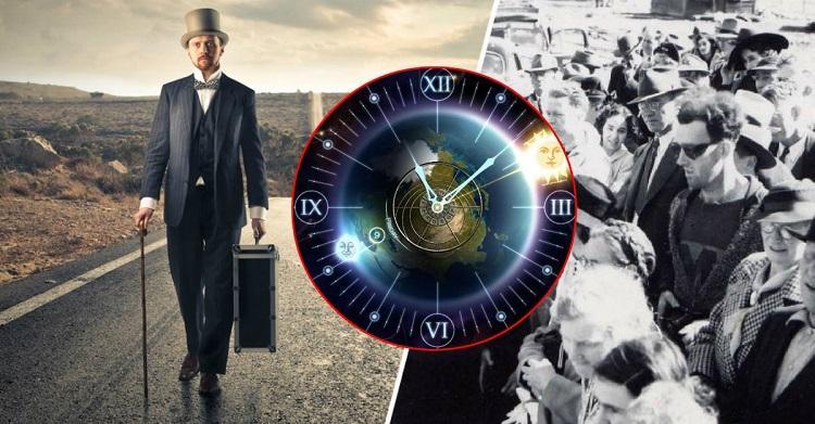 Путешественник во времени под гипнозом рассказал, что прибыл из 2030 года