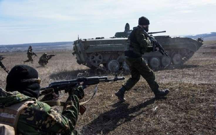 ДНР: В стрельбе срадикалами погибли 4 украинских силовика