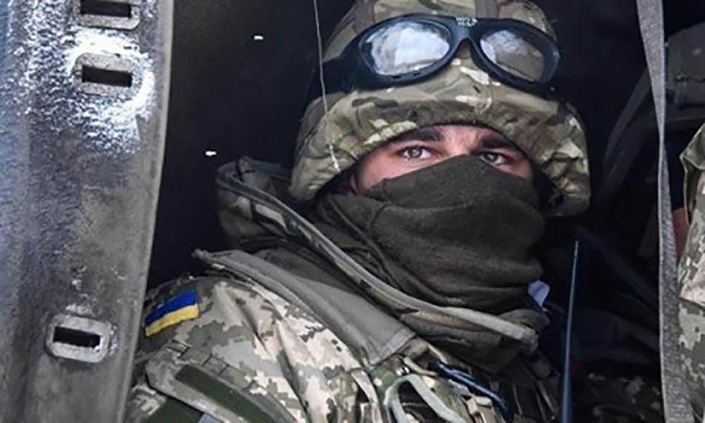 Военный украинской армии