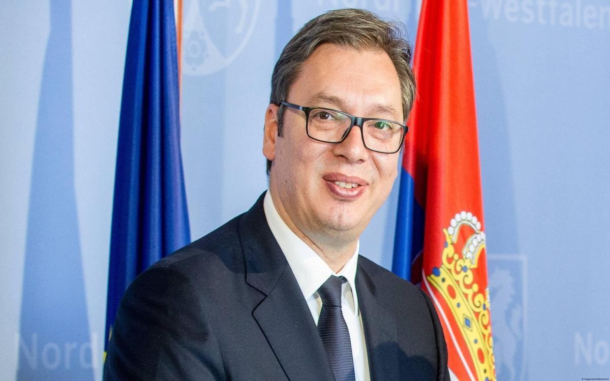 Президент Александр Вучич пригласил Шойгу посетить Сербию