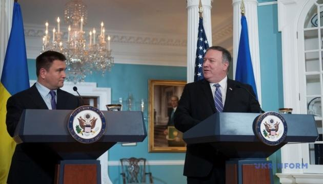Вашингтон пообещал Киеву поддержку перед лицом «российской агрессии»