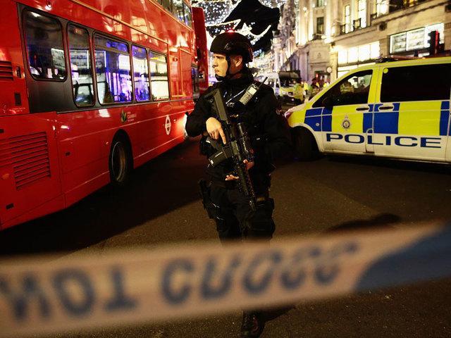 Мужчина устроил стрельбу сполицией вОксфорде