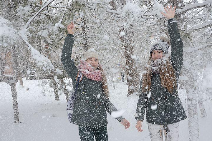 В Волгограде отпразднуют День снега