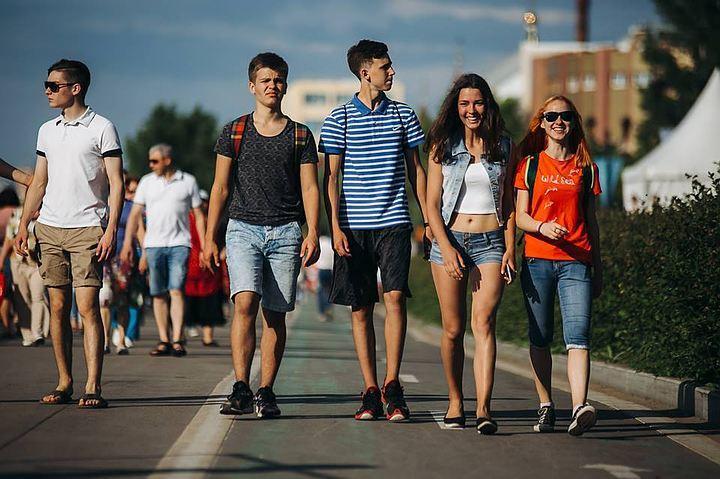 День молодежи 2017 вОмске: программа мероприятий, исчерпывающий план, куда пойти