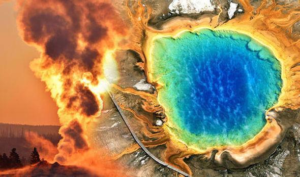 Вулкан Йеллоустоун вызывает у американцев панику и невроз переменчивым настроением